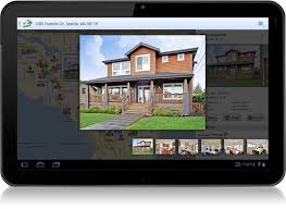 zillow app for android zillow launches android tablet app incorporates voice search and