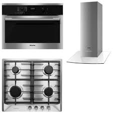 Miele Ovens And Cooktops Miele 392061 Kitchen Appliance Packages Appliances Connection