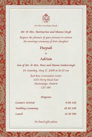 hindu invitation indian wedding invitation cards hindu printed sles cool