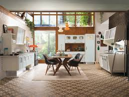 retro kitchen with 1950s flare st louis by marchi cucine