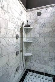 build corner shower shelf tile height image result shelves