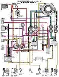 mercury 115 wiring diagram wiring diagram and schematic design