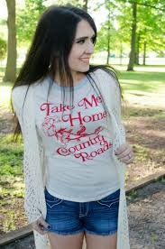 take me home country roads e leigh u0027s contemporary boutique