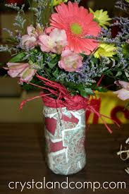how to make a mod podge vase crystalandcomp com