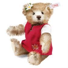 heidi teddy bear brown tipped steiff online shop united kingdom