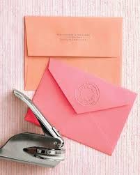 wedding invite return address good things invitations and save the dates martha stewart weddings