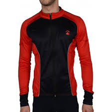 thermal cycling jacket piu miglia thermal long sleeve mens cycling jersey more mile