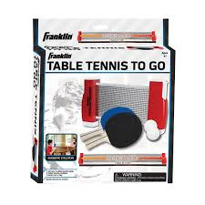 franklin table tennis table franklin sports table tennis to go multi color table tennis sets