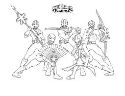 awesome power rangers coloring in pages for boys super heroes