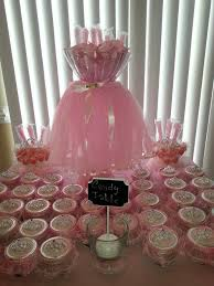 tutu centerpieces for baby shower tutu baby shower favor bottles baby shower