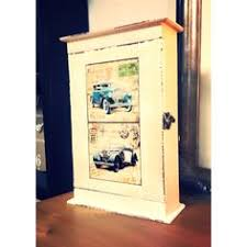 shabby chic key box 39 00 cabinet tree pinterest key box