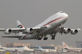boeing 747 floor plan dubai intl airport