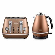 Delonghi Kettle And Toaster Sets Delongi Kettle And Toaster Finest Delonghi Icona Collection L