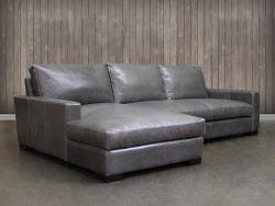 Top Grain Leather Sectional Sofas Leather Sectional Grain And Top Grain Leather At