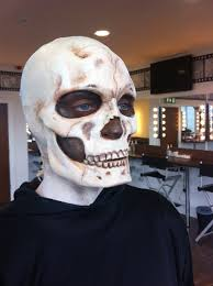 halloween prosthetic makeup kits skull prosthetic special effects makeup course pinterest fx