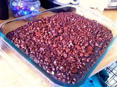 chocolate dump cake recipe sweets i love pinterest chocolate