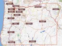 Roseburg Oregon Map Chapters U2013 Oregon Equestrian Trails