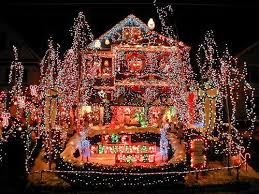 attractive inspiration christmas house lights lovely decoration