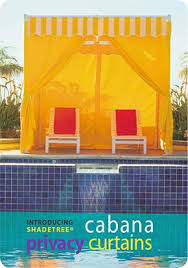 cabana curtains privacy curtains shadetree canopies