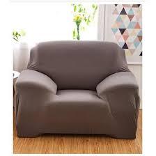 canapé 1 place housse de fauteuil canapé 1 place clic clac extensible pour seule