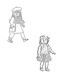 american doll julie pictures of coloring pages of american