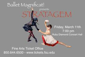 ballet magnificat presents stratagem inspired by the c s lewis