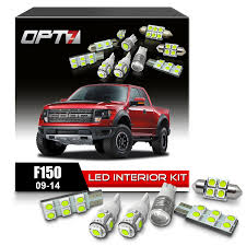 white jeep red interior amazon com opt7 12pc interior led replacement light bulbs package