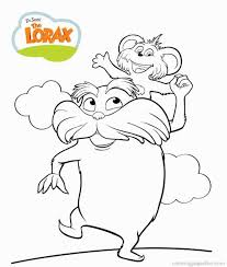 cat hat coloring pages printable kids coloring