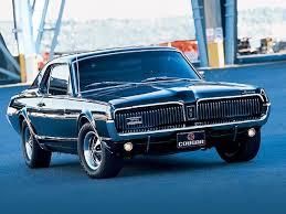1967 Black Mustang 1967 Mercury Cougar Xr7 Black Magic Mustang U0026 Fords Magazine