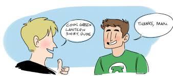 Fake Geek Girl Meme - geek guys test geek girls for comic book knowledge the mary sue