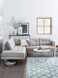 Gray Sectional Sofa For Sale by Alluring Light Grey Sofa With Light Grey Sofa Midcentury Sofa For