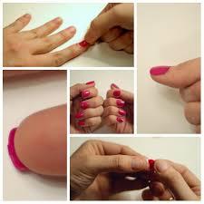 broadway nails impress press on manicure nail cover media darling