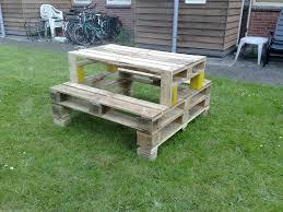 pallet picnic table plans home design