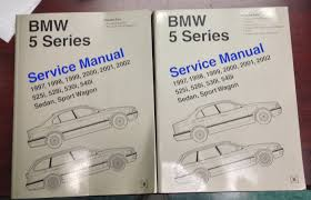 more free stuff bmw 5 series service manuals volumes 1 u0026 2