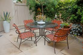 Vintage Patio Furniture Adds To The Comfort Of Relaxing All Home - Antique patio furniture