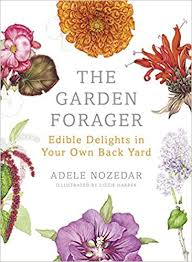 edible delights the garden forager edible delights in your own back yard adele