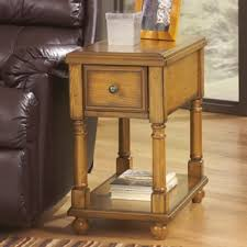 Power Chairside End Table Signature Designs By Ashley Power Chairside End Table Free