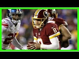 giants vs redskins score results highlights from thanksgiving
