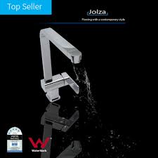 Watermark Kitchen Faucets by Jolza Jf 1026 Laundry Kitchen Mixer Tap Faucet With Watermark