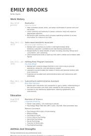 House Cleaning Resume Examples by Bookseller Resume Samples Visualcv Resume Samples Database