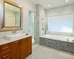 Tile On Bathtub Showers Jernigan Tile