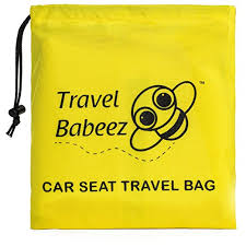 Hawaii car seat travel bag images Travel babeez durable car seat travel bag airport jpg