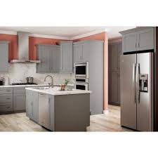 semi custom kitchen cabinets home decorators collection washgton medium veiled gray