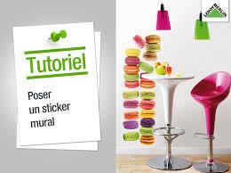 stickers muraux cuisine leroy merlin stickers cadre affiche et miroir décoration eclairage