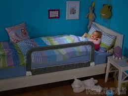 sponda letto bimbo barriera letto da per bambini fan di lidl