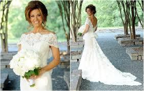 cheap off shoulder mermaid lace wedding dress bateau celebrity