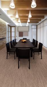 flooring dining room design with tan masland carpet and black