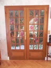 verre pour porte de cuisine verre et fusion fusing artisanal