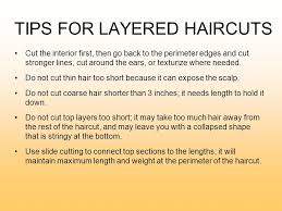 short haircuts with weight line in back communicating for success ppt download