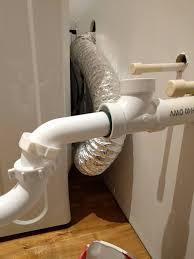 plumbing compression fit necessary for waste pipe home